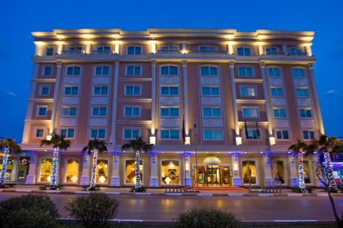 Antalya Latanya Palm Hotel Antalya telefon