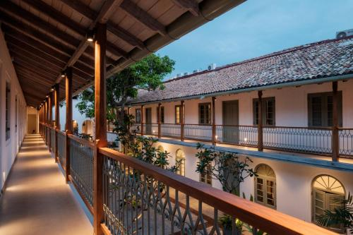 Fort Bazaar, 26 Church Street, Galle Fort, Sri Lanka.