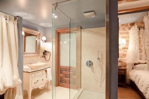 Standard Doppelzimmer Hospederia de los Parajes 36
