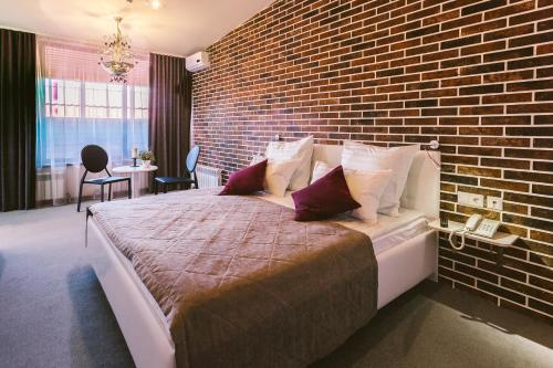 Simpatico Apart-Hotel Tyumen Centre