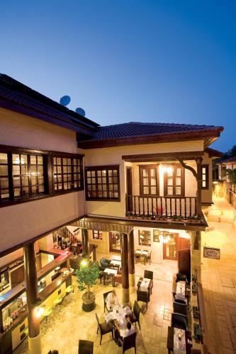 Antalya Otantik Bavarian Hotel tatil