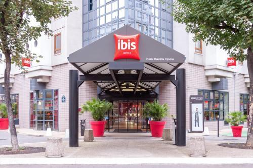 ibis Paris Bastille Opera photo 11