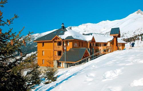 Résidence Odalys Belle Vue - Accommodation - St François Longchamp
