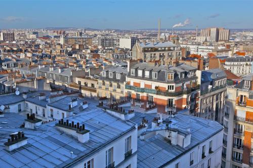 Caulaincourt Montmartre by Hiphophostels photo 8