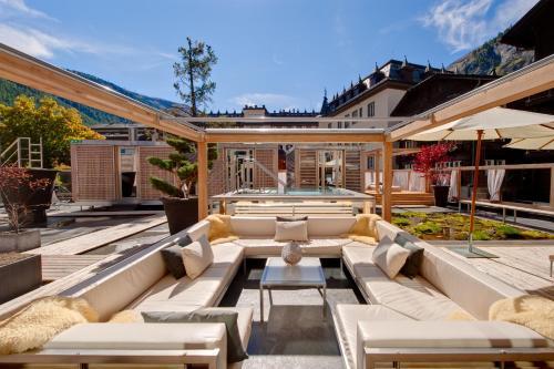 Backstage Hotel Vernissage, Hofmattstrasse 4, 3920 Zermatt, Switzerland.