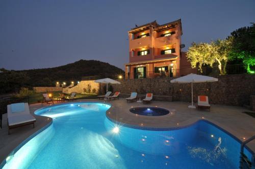. Villa Mare e Monti