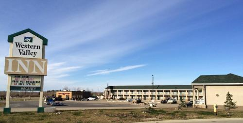 Western Valley Inn - Valleyview, AB T0H 3N0