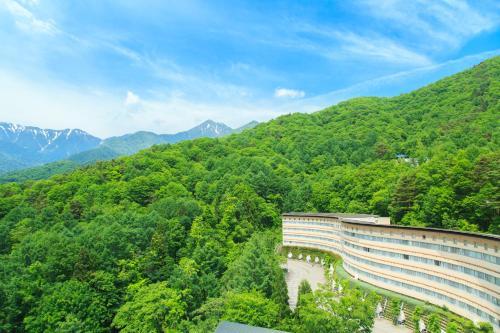 泉乡安昙野酒店
