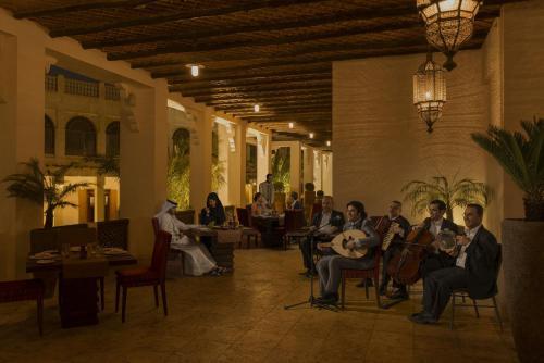 Souq Waqif Boutique Hotels - Tivoli Doha in Qatar