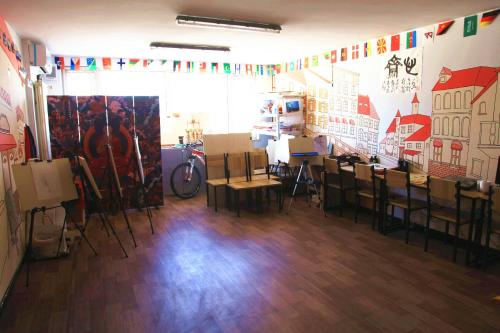 Art Traveling Homestay, Beijing Guomao Branch photo 25