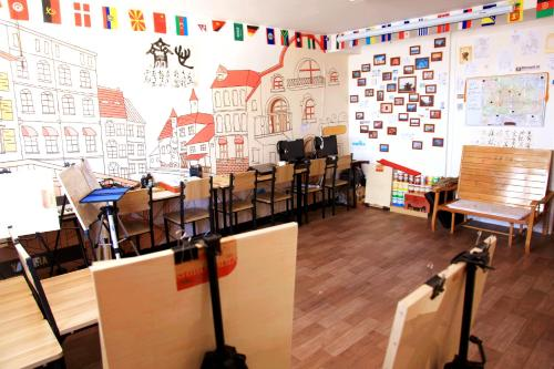 Art Traveling Homestay, Beijing Guomao Branch photo 27