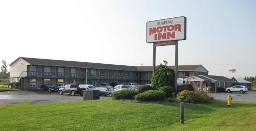 . Strathroy Motor Inn