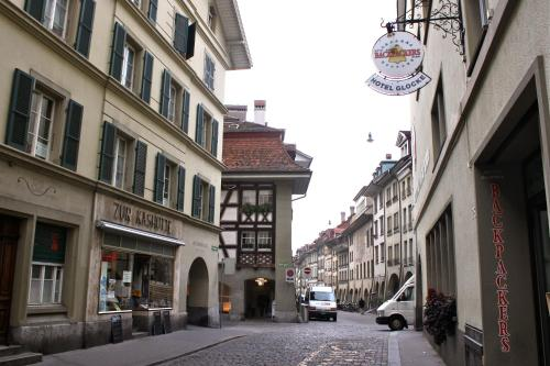 Bern Backpackers Hotel Glocke, 3011 Bern