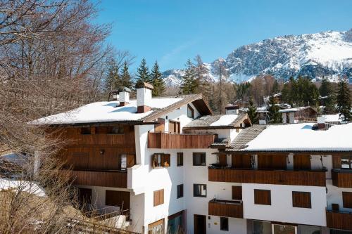Villa Franchetti - Stayincortina - Apartment - Cortina d`Ampezzo