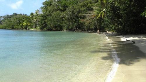 Bahia Portobelo, Panama.