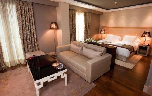 Suite Deluxe - Uso individual Nexus Valladolid Suites & Hotel 12
