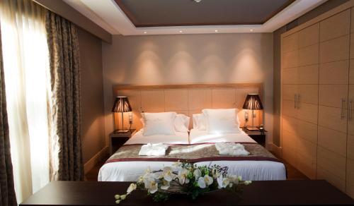 Suite Premium Nexus Valladolid Suites & Hotel 9
