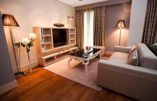 Suite Premium Nexus Valladolid Suites & Hotel 10