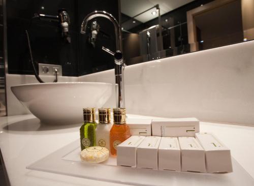 Suite Deluxe - Uso individual Nexus Valladolid Suites & Hotel 16