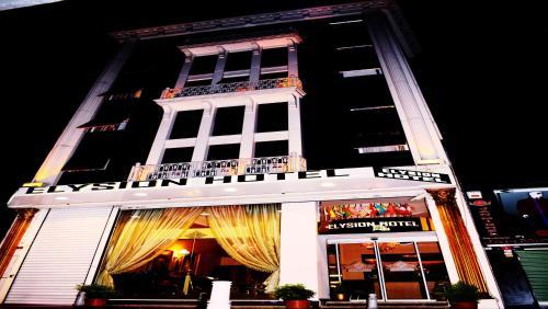 Istanbul Elysion Hotel yol tarifi
