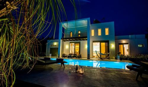 Filerimos Oasis Villa