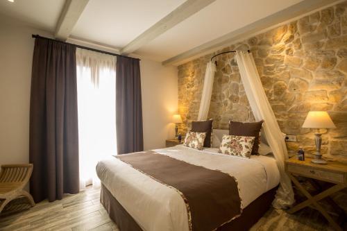 Habitación Doble Deluxe con balcón Hotel Abaco Altea 10