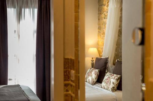 Habitación Doble Deluxe con balcón Hotel Abaco Altea 15