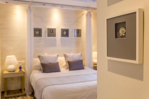 Habitación Doble Deluxe con balcón Hotel Abaco Altea 20