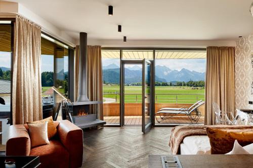 Das König Ludwig Wellness & SPA Resort Allgäu photo 26