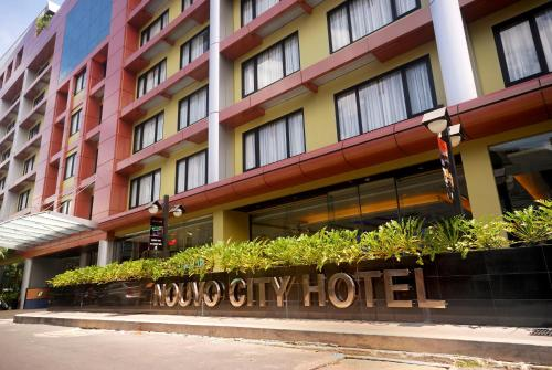 Nouvo City Hotel photo 64