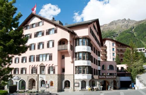 . Hotel Rosatsch