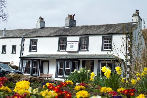 Hardknott Pass, Eskdale, Lake District, Cumbria CA19 1TH, England.