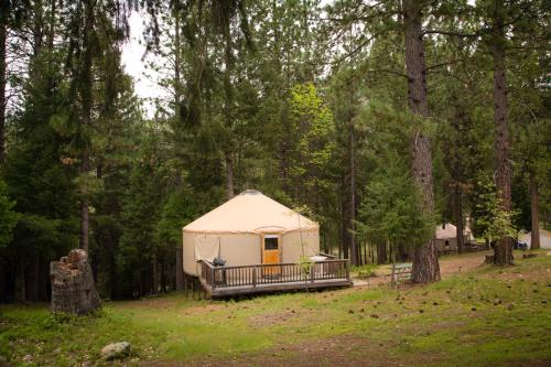 Yosemite Lakes Hillside Yurt 2 - Groveland, CA 95321