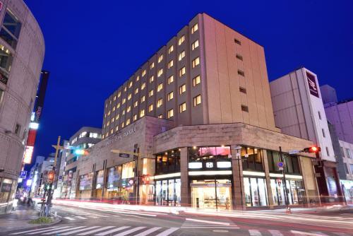 皇家盛崗酒店 Hotel Royal Morioka