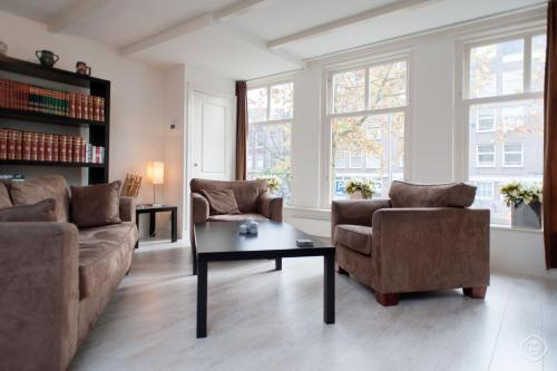 Lijnbaan Canal View Apartment impression