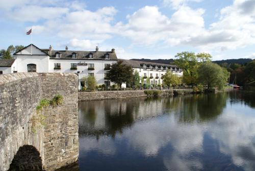 The Swan Hotel Amp Spa Review Lake District Telegraph Travel