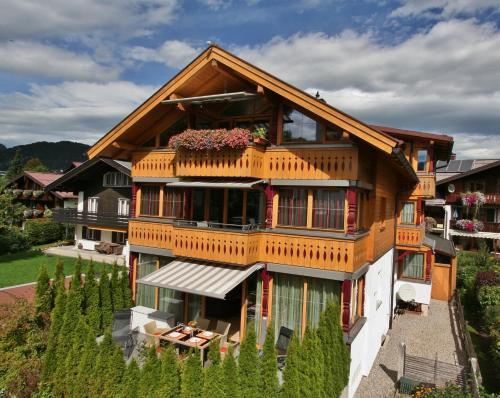 Landhaus Alpenflair Whg 403 Oberstdorf