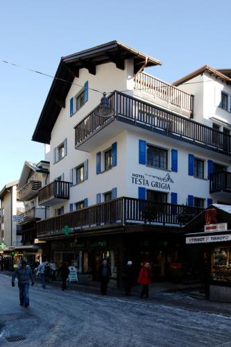 . Hotel Garni Testa Grigia