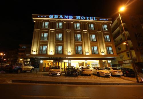 Istanbul Grand Hotel Avcilar tatil