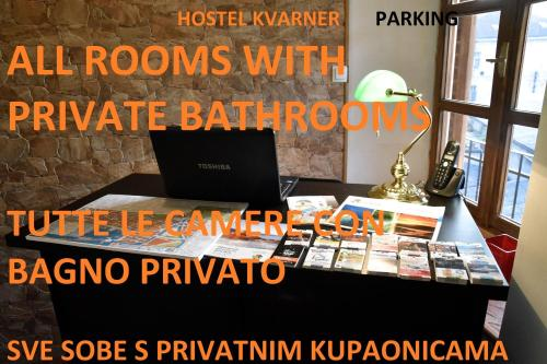 Rooms Kvarner-All private rooms with private bathrooms