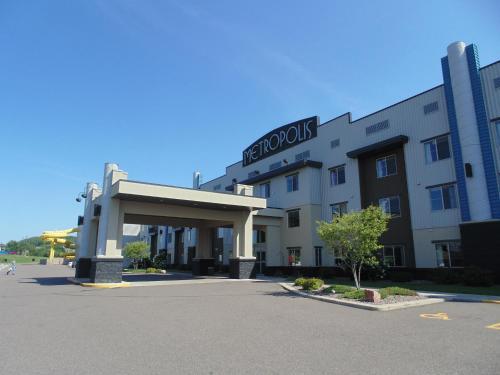Metropolis Resort - Eau Claire - Accommodation