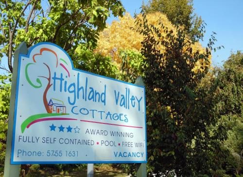 Bright Highland Valley Cottages