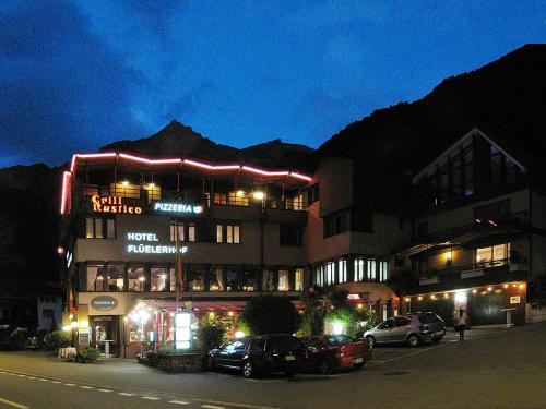 Hotel Flüelerhof B&B Garni Rustico - Fluelen