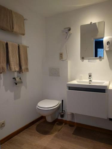 Canalview Hotel Ter Reien Двухместный номер «Комфорт» с 1 кроватью