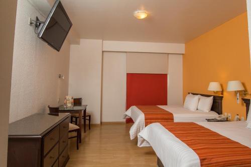 HG Hotel, Guadalajara
