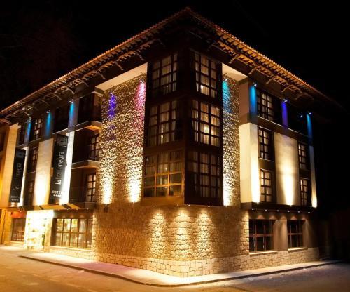 . Hotel La Trufa Negra