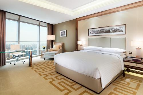 Changzhou Marriott Hotel camera foto
