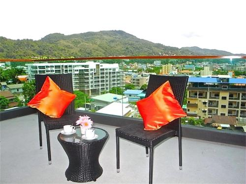 Emerald Patong 1 bedroom Apartment Nice View # 409 Emerald Patong 1 bedroom Apartment Nice View # 409