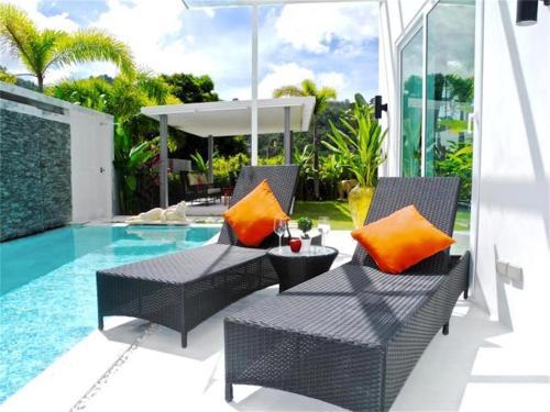 Skylight 2 bedrooms New Villa in Kamala Skylight 2 bedrooms New Villa in Kamala