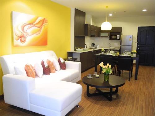 Phuket Villa Patong 1 bedroom Modern Apartment Phuket Villa Patong 1 bedroom Modern Apartment
